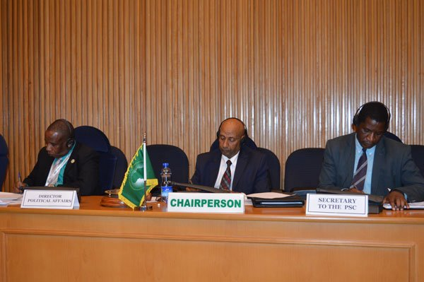 Press Statement of 573rd PSC meeting on Elections in Africa