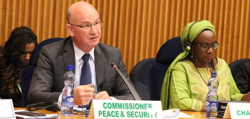 Statement of Ambassador Smail Chergui, Commissioner for Peace and Security on the situation in Somalia