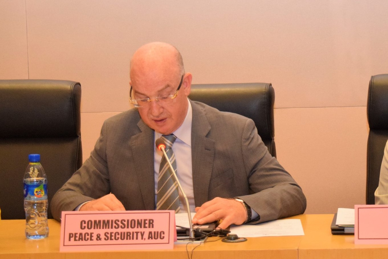 Opening remarks by Ambassador Smaïl Chergui Commissioner for Peace and Security at the Commemoration of the International Day for Mine Awareness and Assistance in Mine Action