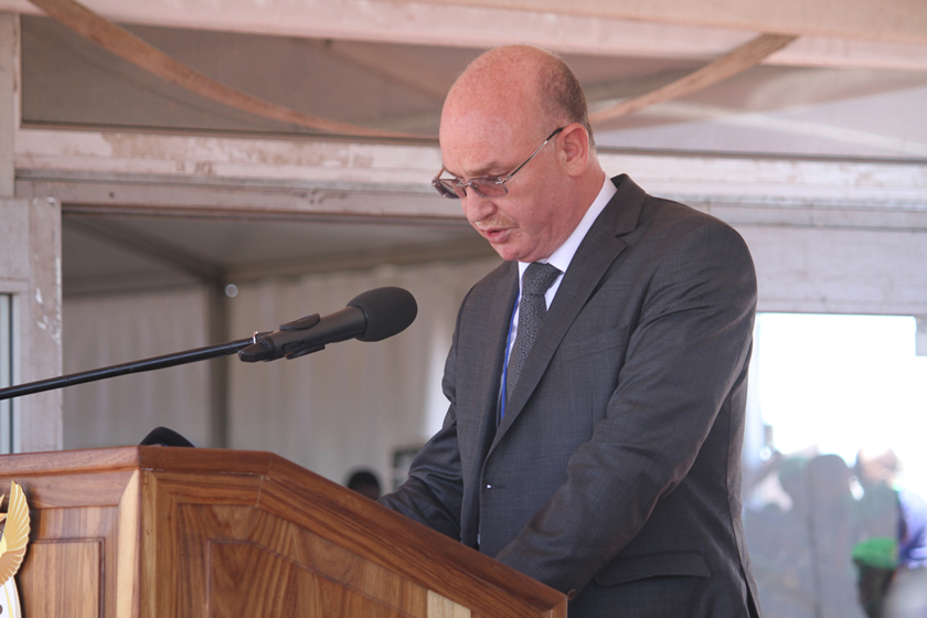 Statement by Ambassador Smail Chergui, Commissioner for Peace and Security, African Union Commission,at the Distinguished Visitors Closing Ceremony of the AMANI II Field Training Exercise