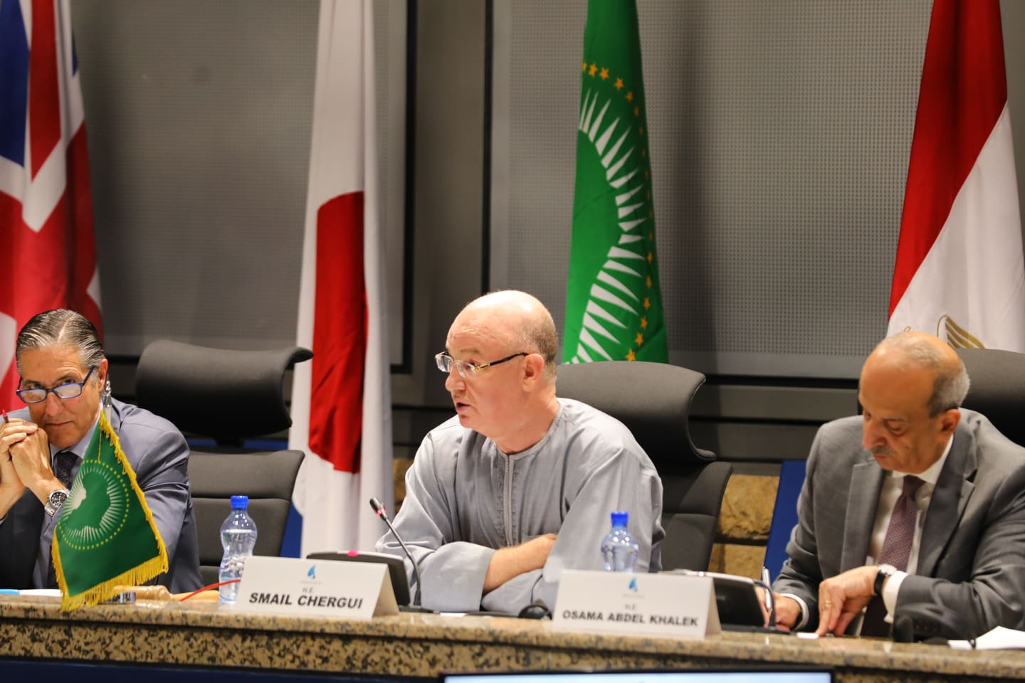 Statement made by His Excellency Ambassador Smail Chergui, Commissioner for Peace and Security at the Peacebuilding Workshop