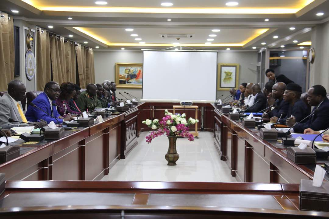 AU Peace and Security Council Concludes a Five-Day Field Mission to the Republic of South Sudan