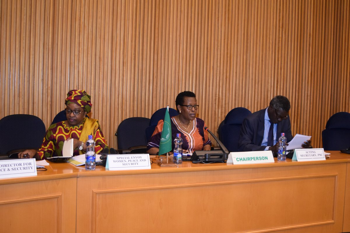 Communique of the 772nd meeting of the AU Peace and Security Council on the Implementation of the Women, Peace and Security Agenda in Africa