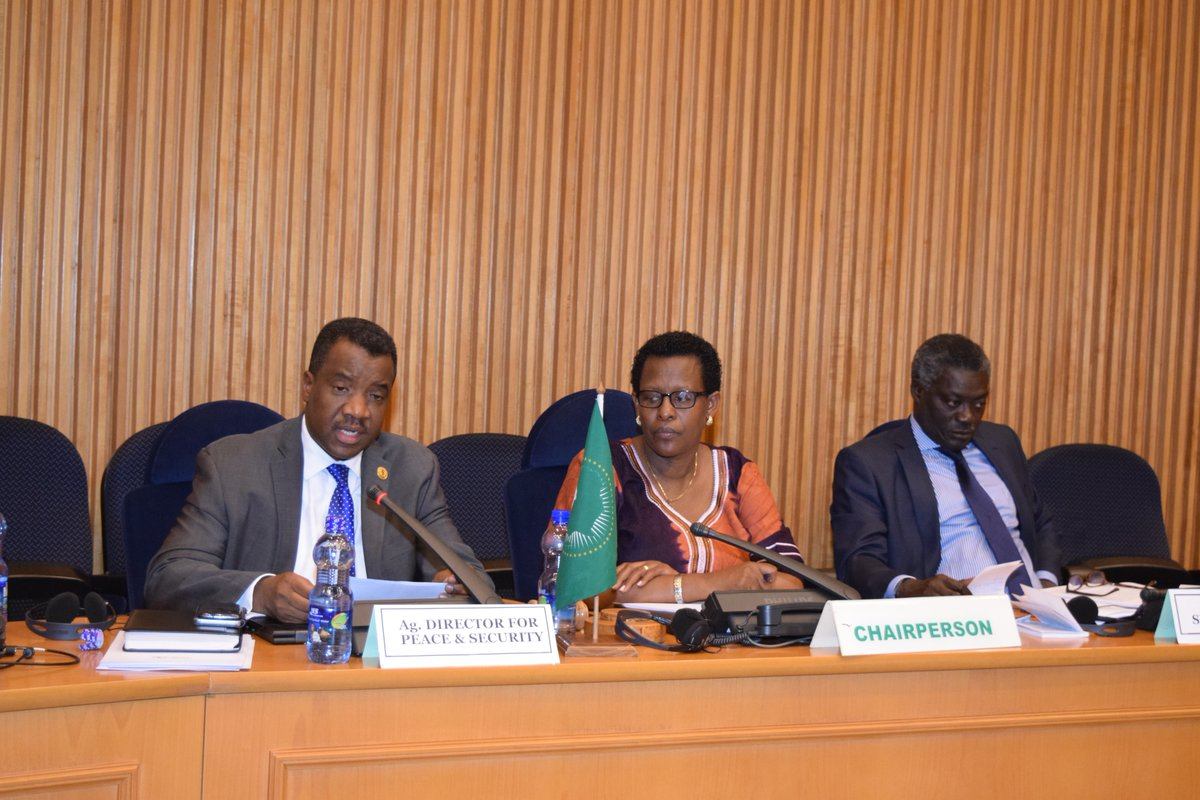 Communique of the 772nd PSC meeting on the status of the implementation of the AU Regional Cooperation Initiative for the Elimination of the Lord's Resistance Army (RCI-LRA)