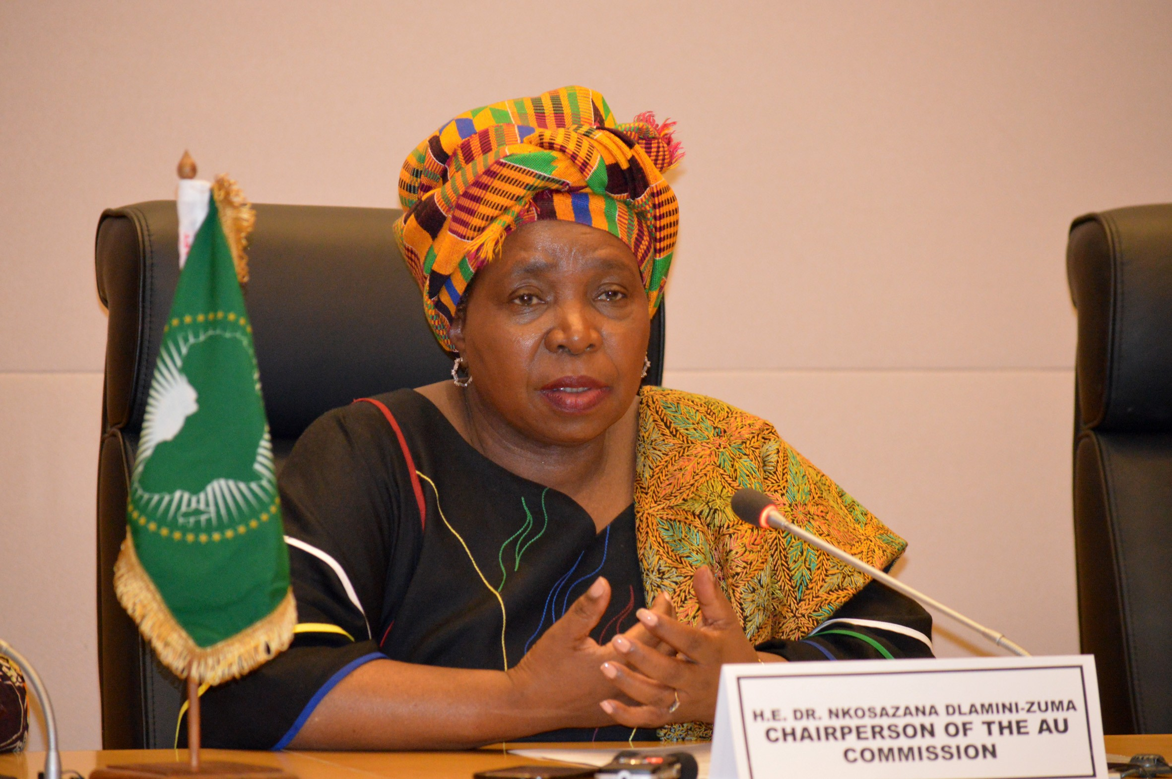 Image result for Nkosazana Dlamini-Zuma,
