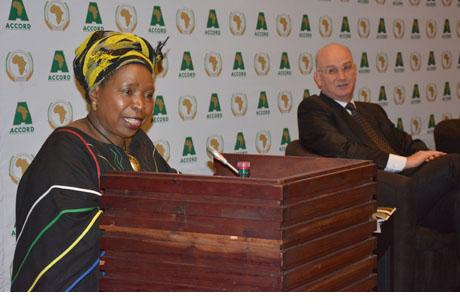 Opening Remarks of Dr Dlamini Zuma at the opening session of the African Union High Level Retreat sitting under the theme: Silencing the Guns in Africa: Building a Roadmap to conflict Free Continent,28 April 2014.