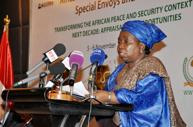 Keynote address by the Chairperson of the African Union  Commission, Dr. Nkosazana Dlamini Zuma to the 3rd AU Commission High Level Retreat of Special Envoys and Liaison Offices