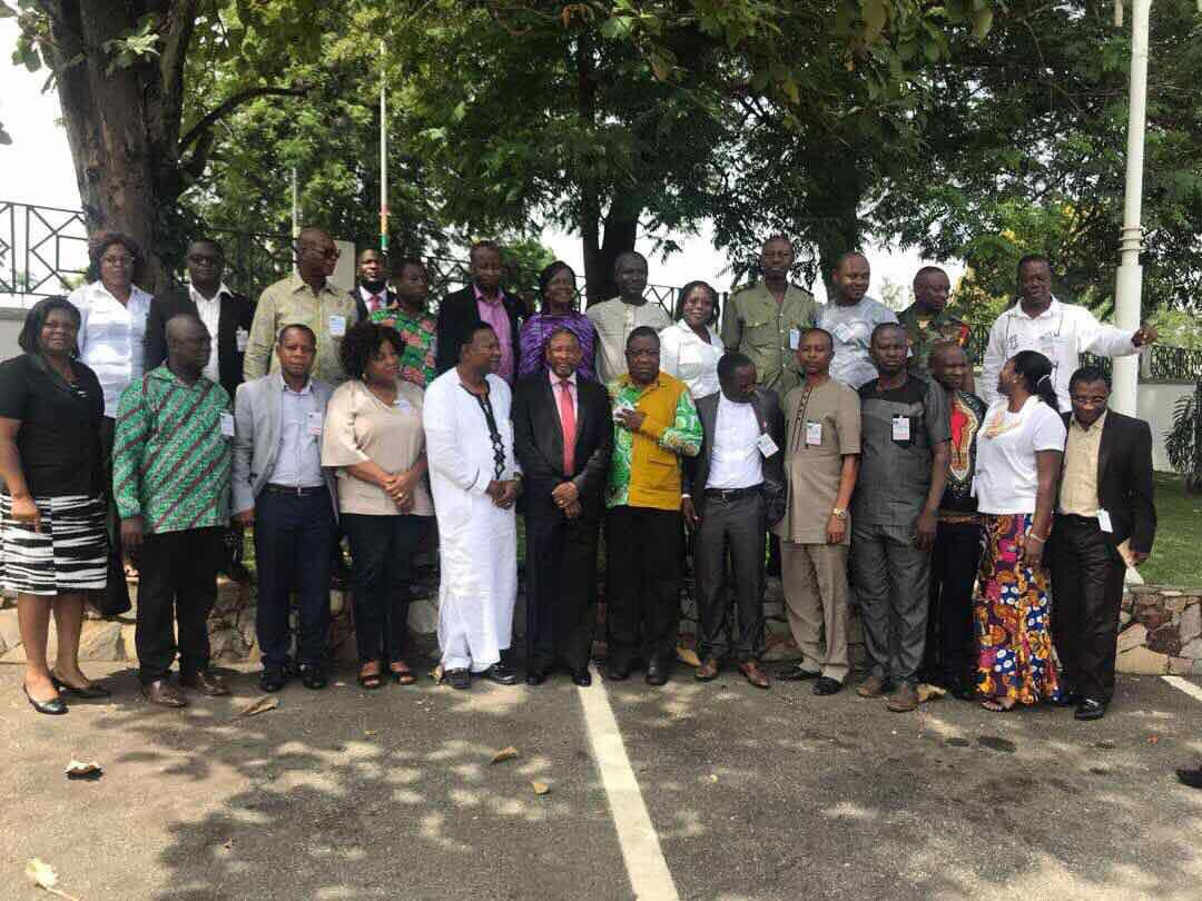 National and regional consultations on country structural vulnerability and resilience assessment (CSVRA) of Ghana