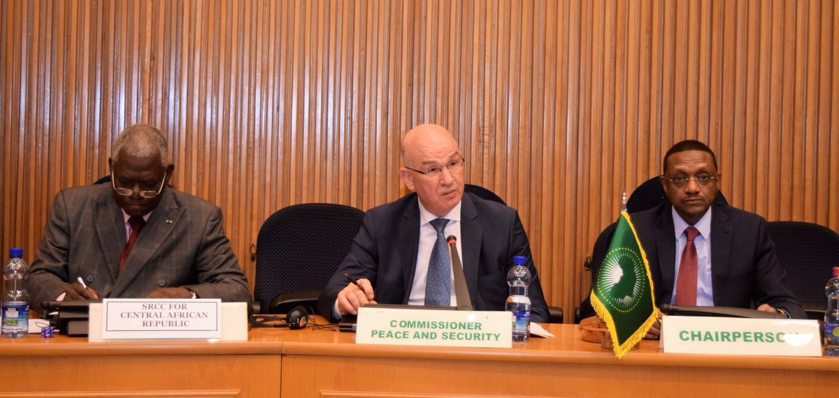 Communique of the 737th Meeting of the PSC on the Situation in Central African Republic