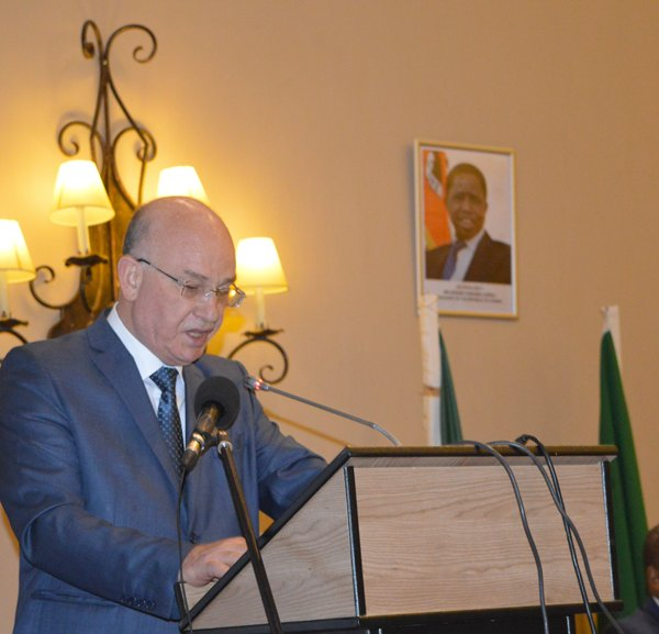 Statement by Amb. Smail Chergui, Commissioner for Peace and Security at the 5th high level seminar on Peace and Security in Africa, Livingstone, Zambia