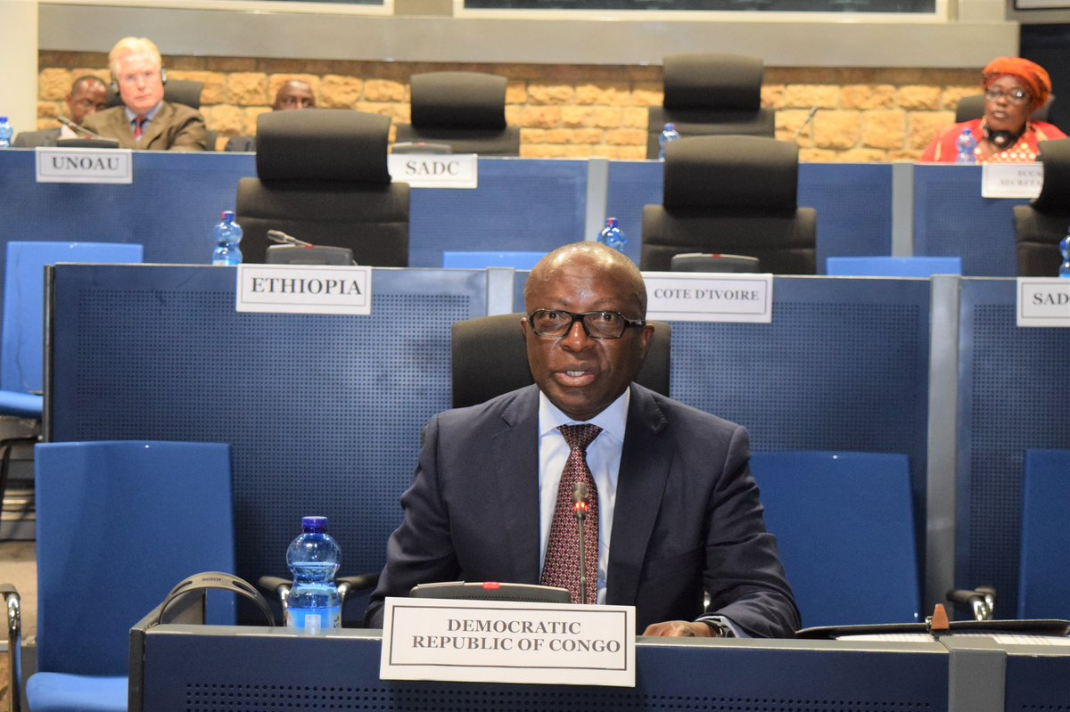 Communique of the 808th meeting of the AU Peace and Security Council (PSC), on the situation in the Democratic Republic of the Congo (DRC), 19 November 2018