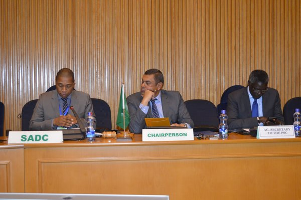 Communique of the 748th AU PSC Meeting on the deployment of the Southern African Development Community (SADC) contingent mission in the Kingdom of Lesotho