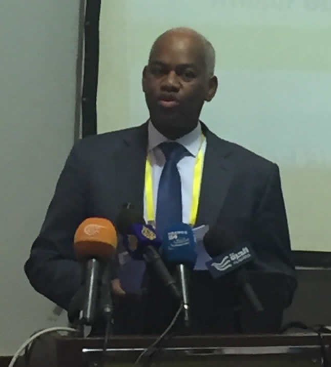 Statement by Mr. El-Ghassim Wane, Director of the Peace and Security Department of the  commission of the African Union at the workshop on cyber-security organized by the  committee of intelligence and security services of Africa