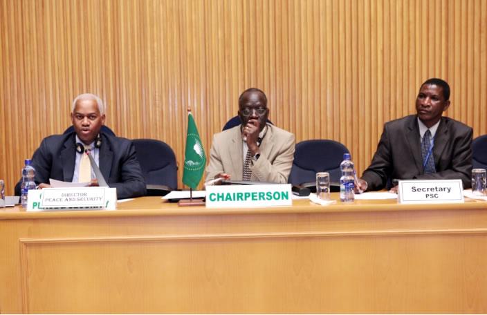 Communiqué de Presse de la 340ème Réunion du Conseil de Paix et de Sécurité sur la situation en RDC