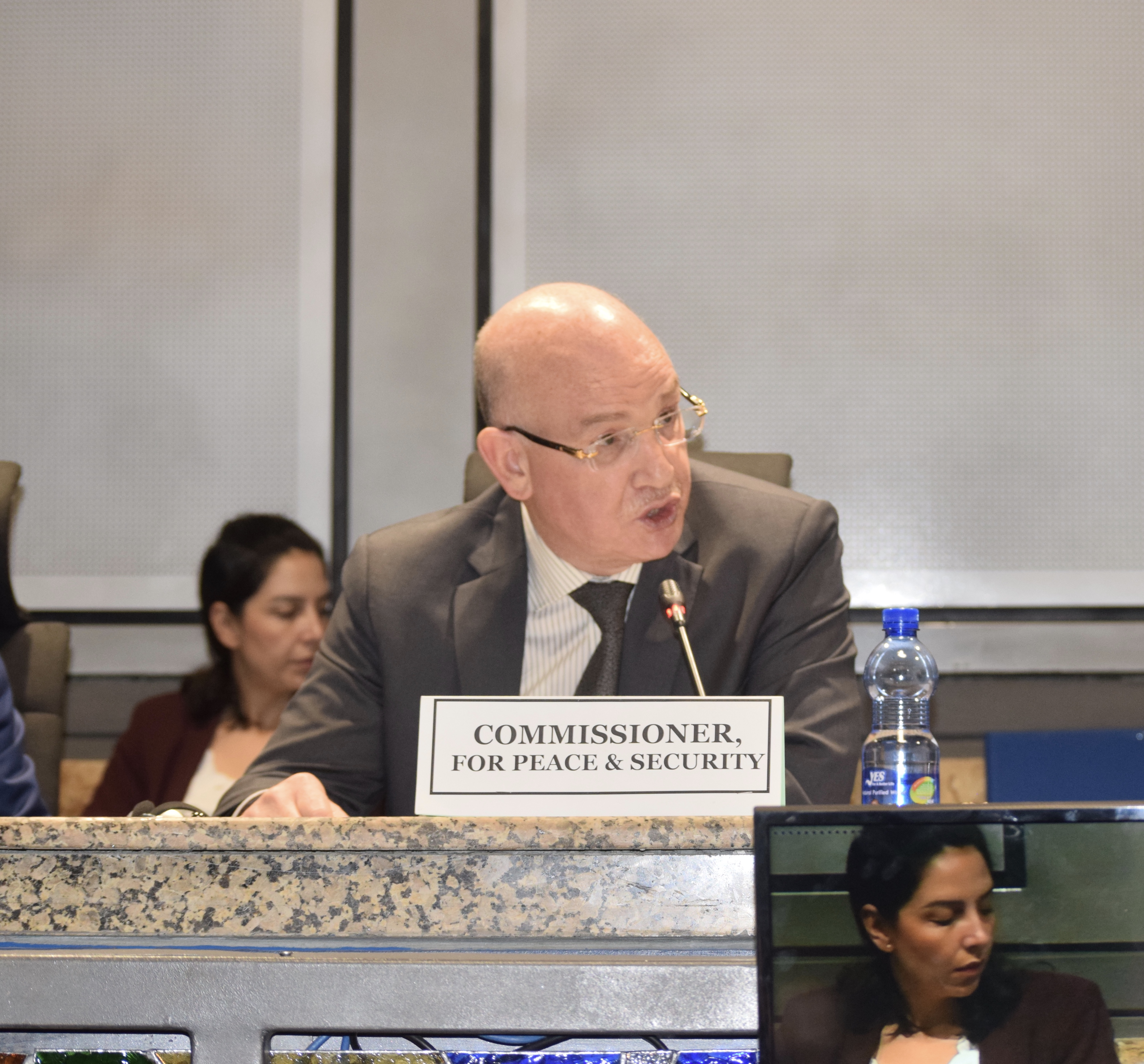 Statement made by His Excellency Ambassador Smail Chergui, Commissioner for Peace and Security to the African Union Peace and Security Council and United Nations Peacebuilding Commission Interactive Dialogue, Addis Ababa, Monday 11 November 2019