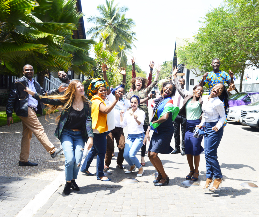 AU Youth for Peace Africa (Y4P) Program validates the Continental Framework on Youth