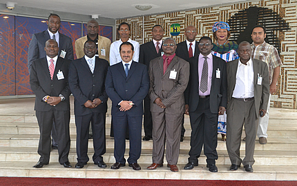 The African Union-Regions Steering Committee on Small Arms and Light Weapons (SALW) Holds its Sixth Meeting