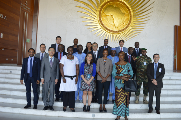 The 13th Joint AU-ICRC Seminar Held under the Theme 'Terrorism, Counter-Terrorism and International Humanitarian Law'