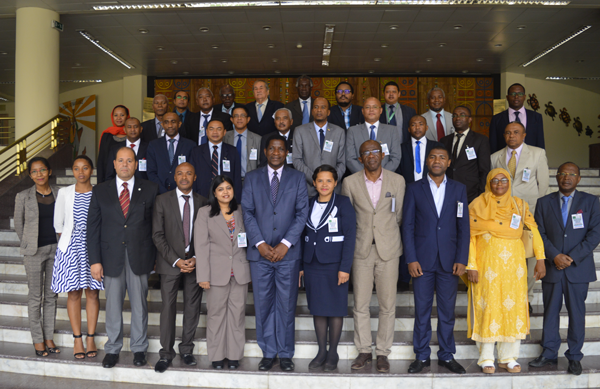 African Union Border Programme (AUBP) concludes Confidence Building Workshop between Comoros & Madagascar with strong commitment from both Parties to delimit their common maritime boundary