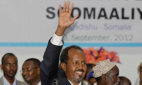 L'Union Africaine se félicite du déroulement réussi de l'élection présidentielle en Somalie