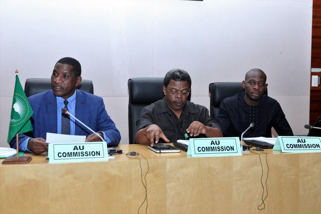 AU Commission hosts a consultative workshop with T/PCCs, AU PSOs and RECs/RMs on the Draft Policies on Conduct and Discipline and Prevention and Response to Sexual Exploitation and Abuse for AU PSOs
