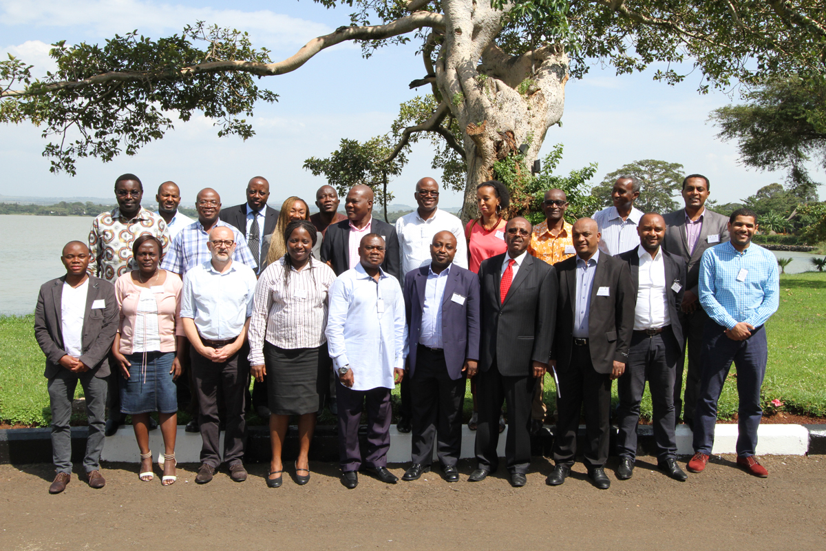 AU Liaison Officers Complete Results-Based Management Training Course