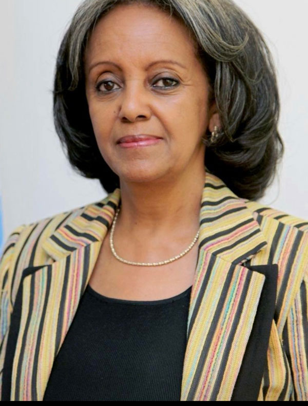 Statement of the Chairperson of the Commission on the election of Madam Sahle-Work Zewde as the new President of Ethiopia