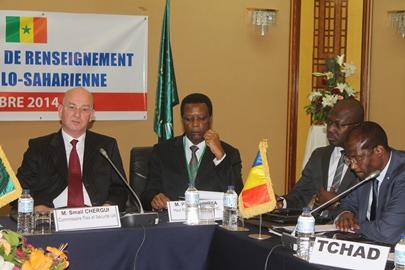 Allocution de l'Ambassadeur Smaïl Chergui, Commissaire à la Paix et à la Sécurité: à la 6ème réunion des chefs des services de  Renseignements de la région Sahélo-saharienne