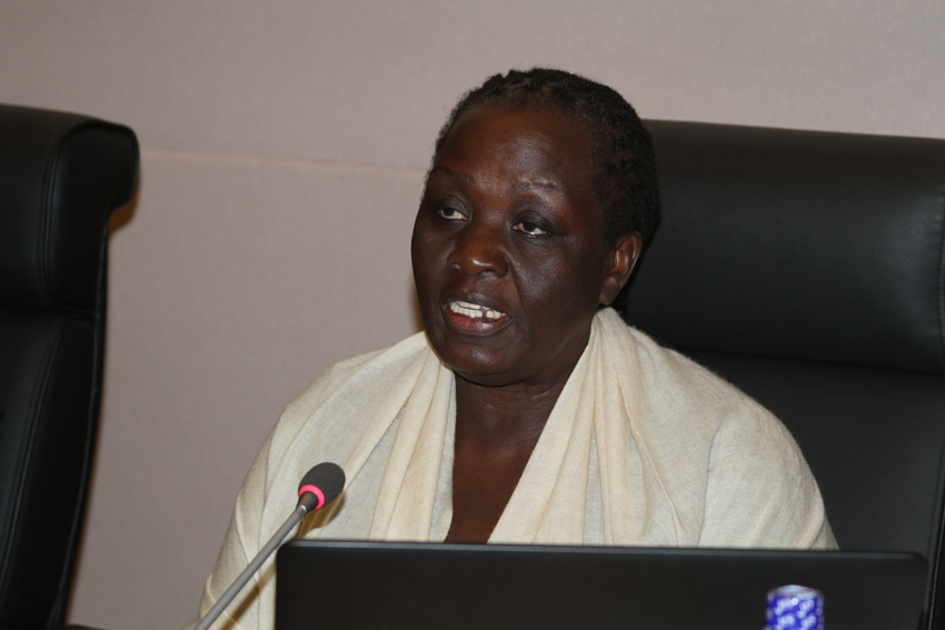 Introductory Statement by H.E. Dr. Specioza Wandira, Panel of the Wise to the Seminar on Strengthening Mediation in Africa