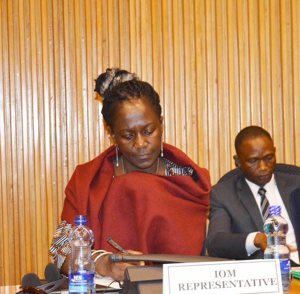 Press Statement of the 740th PSC Open Session on Migration, Development and Security in Africa