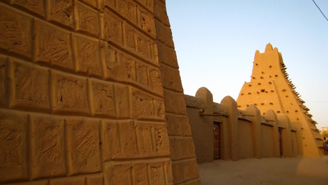 The African Union strongly condemns the destruction of religious mausoleums in Timbuktu, Mali