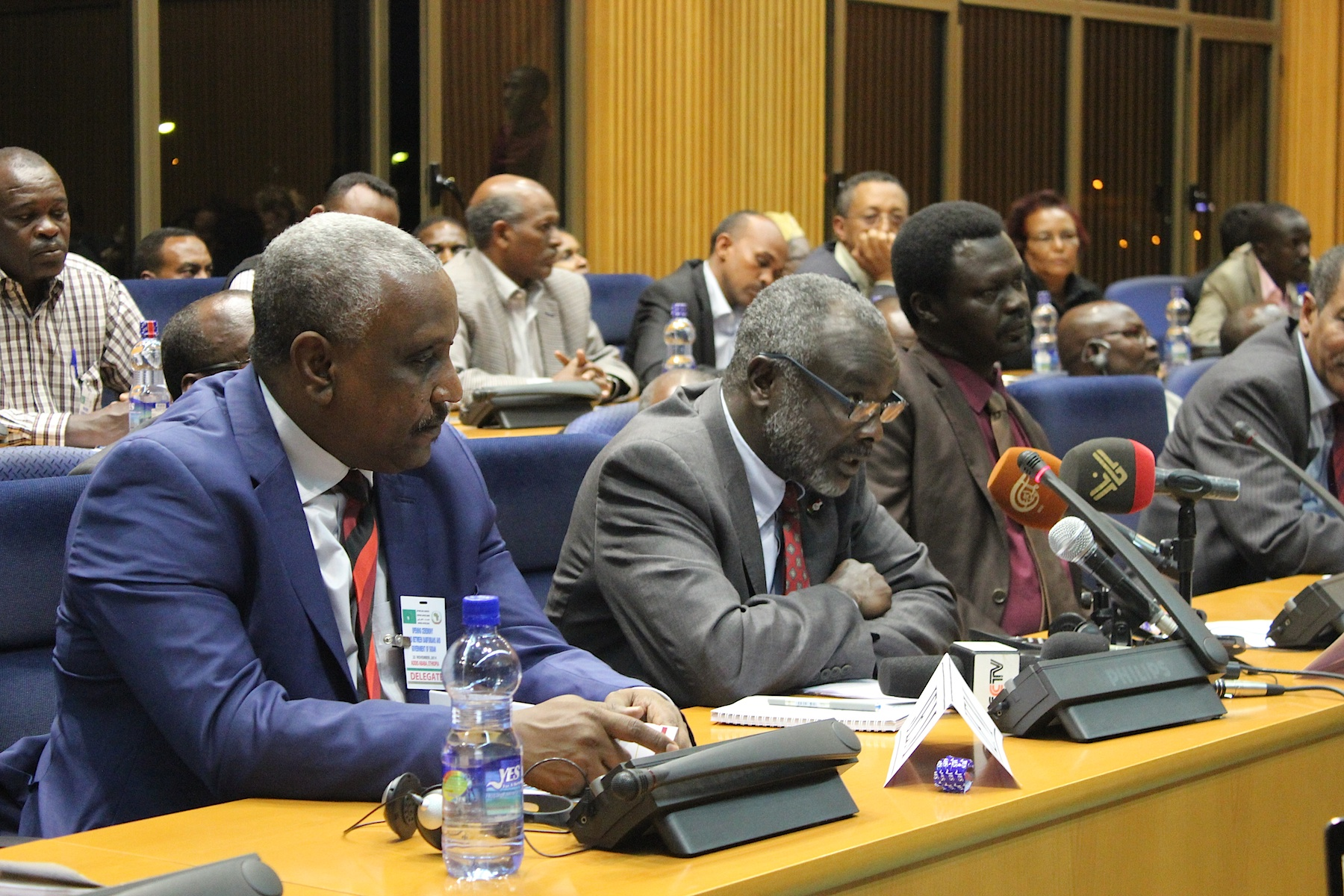 Opening statement talking points for opening ceremony by JEM Chairman Mr. Mohamed Ibrahim Gebreil: Darfur Peace Talks