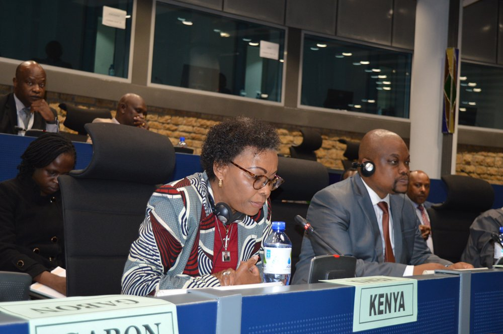 Communiqué of the 873rd meeting of the PSC held on 5 September 2019 on the maritime boundary dispute between the Federal Republic of Somalia and the Republic of Kenya