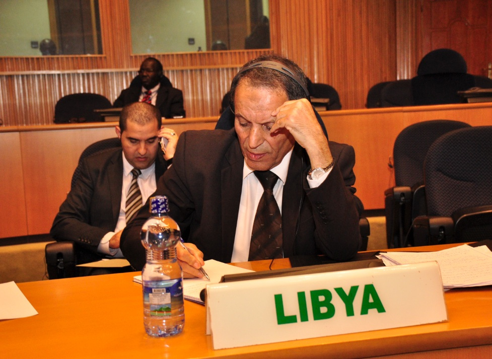 Press Statement of 449th Meeting on the Peace and Security Council on the situation in Libya