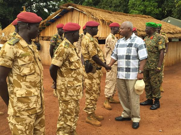 Communiqué of the Peace and Security Council of the African Union (AU) on RCI-LRA