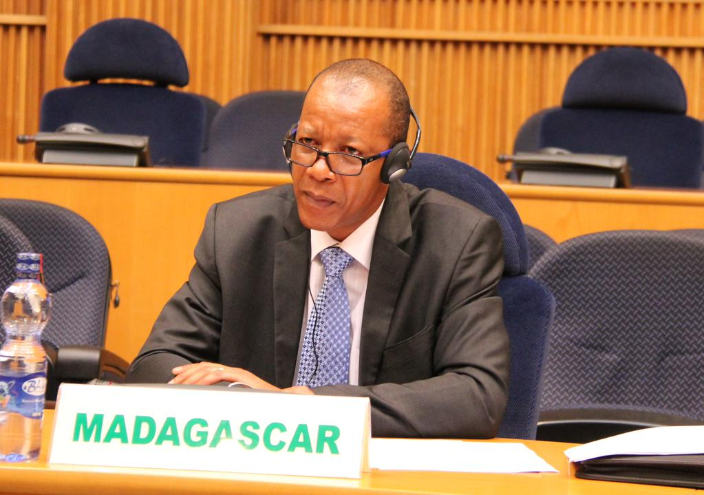Communiqué of the Peace and Security Council of the African Union (AU), at its 545th meeting on the situation in Madagascar