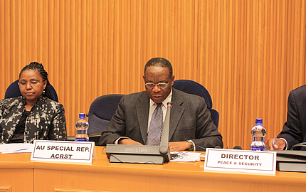 Communiqué de la 341ème réunion du Conseil de Paix et de Sécurité sur le terrorisme