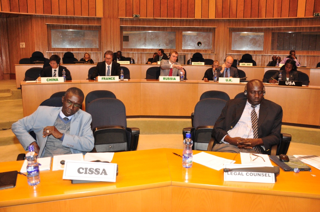 Report on Mali and the Sahel and the activities of the African Union mission for Mali and the Sahel