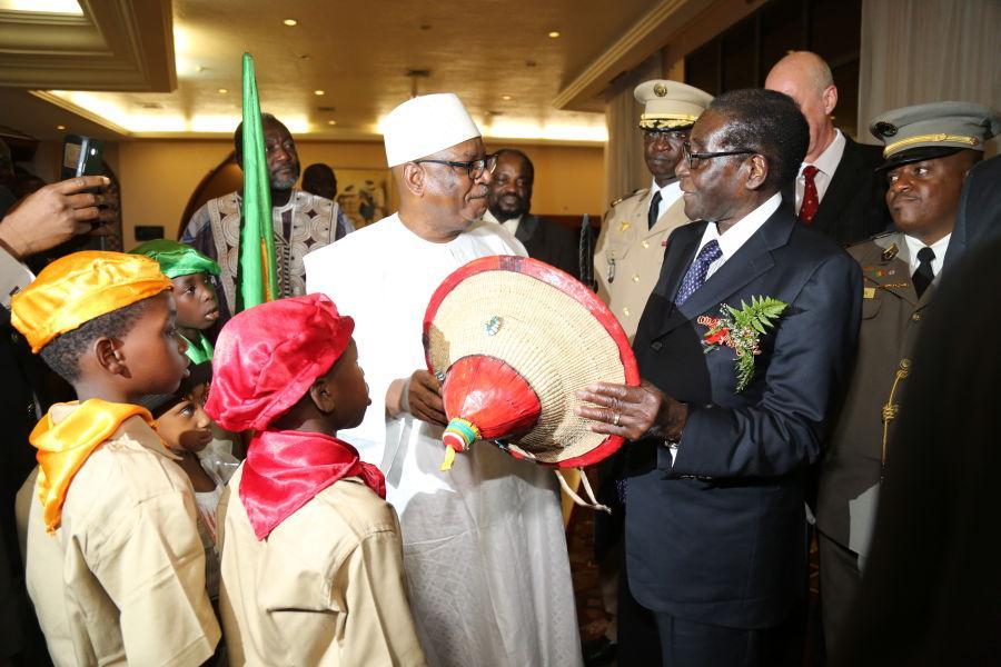 L'Union africaine se réjouit de la signature de l'accord pour la paix et la réconciliation au Mali