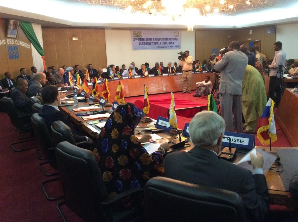 Conclusions of the third meeting of the International Contact Group for Libya