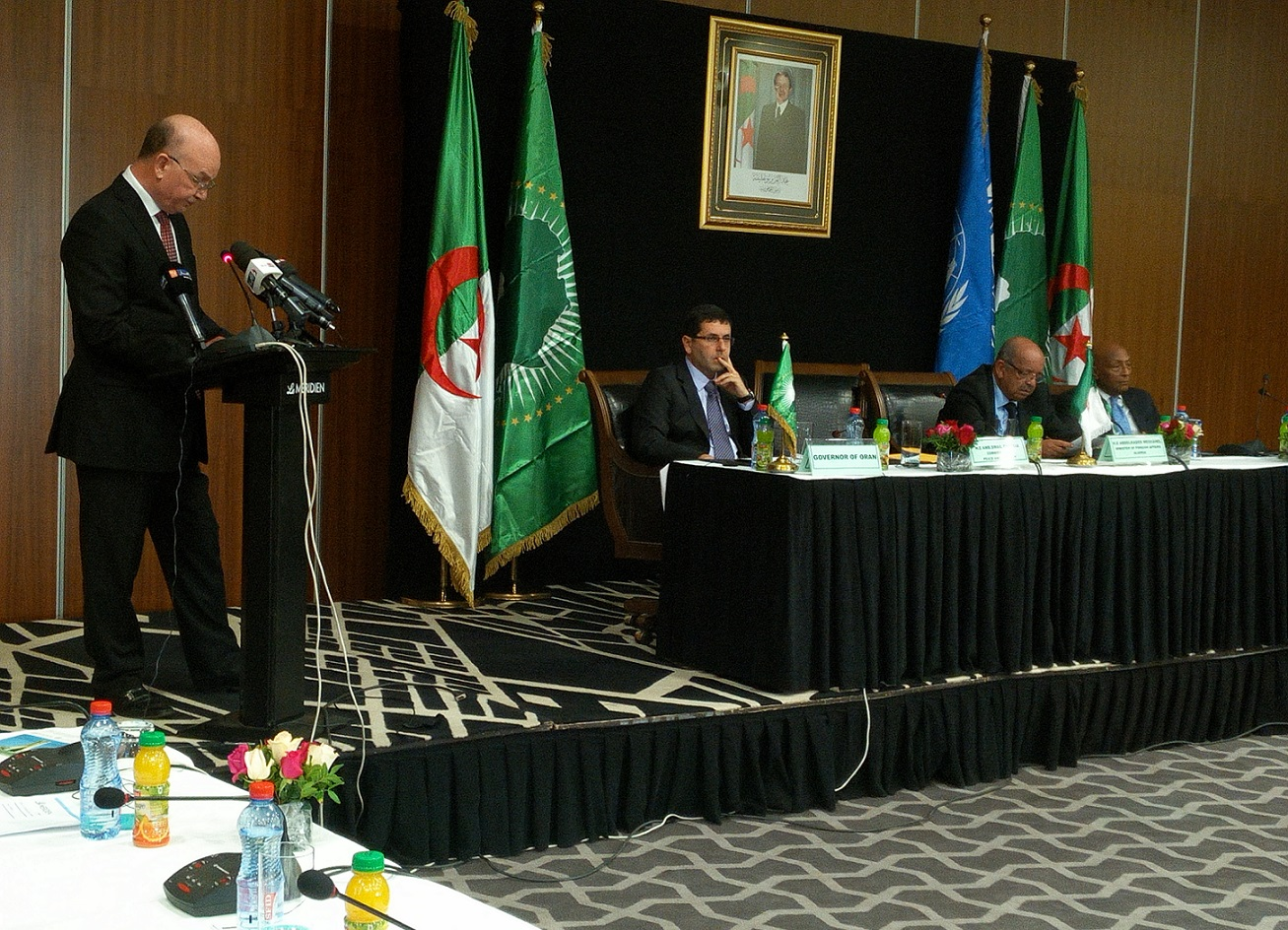 """Opening Statement by Ambassador Smaïl Chergui, AU Commissioner for Peace and Security:  High-level Forum on """"Effective and Sustainable counterterrorism responses: a regional approach"""" 10-11 December 2017, Oran, Algeria"""