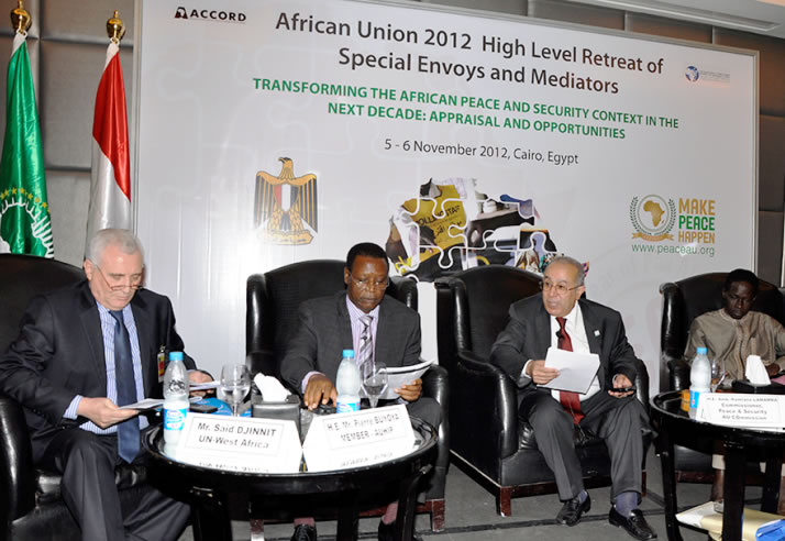 Declaration of the Third African Union High-Level Retreat of Special Envoys and Representatives on the promotion of Peace, Security and Stability in Africa