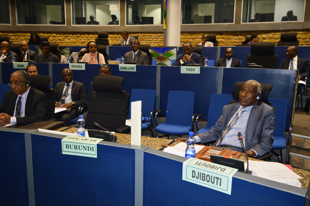 Communiqué of the 866th meeting of the PSC on its consultation with the African Commission on Human and Peoples' Rights (ACHPR), held on 8 August 2019