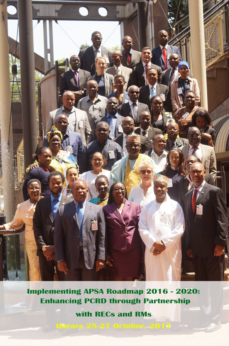 AUC Concludes Workshop on Enhancing PCRD through Partnership with RECs/RMs