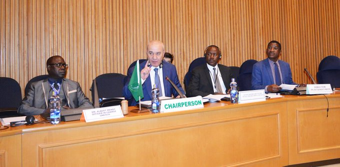 """Press Statement of the 891st meeting of the PSC held on 5 November 2019 : Open Session on the theme: """"Living Together in Peace"""""""