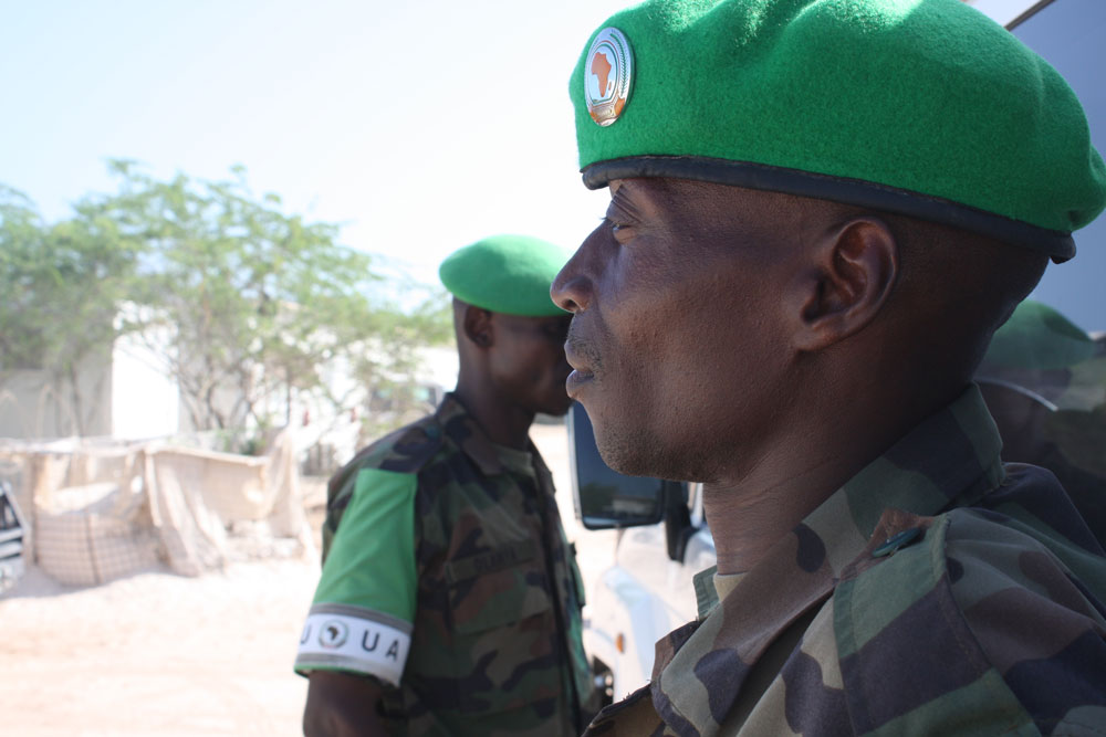 Progress Report of the Chairperson of the Commission on the situation in Somalia/AMISOM