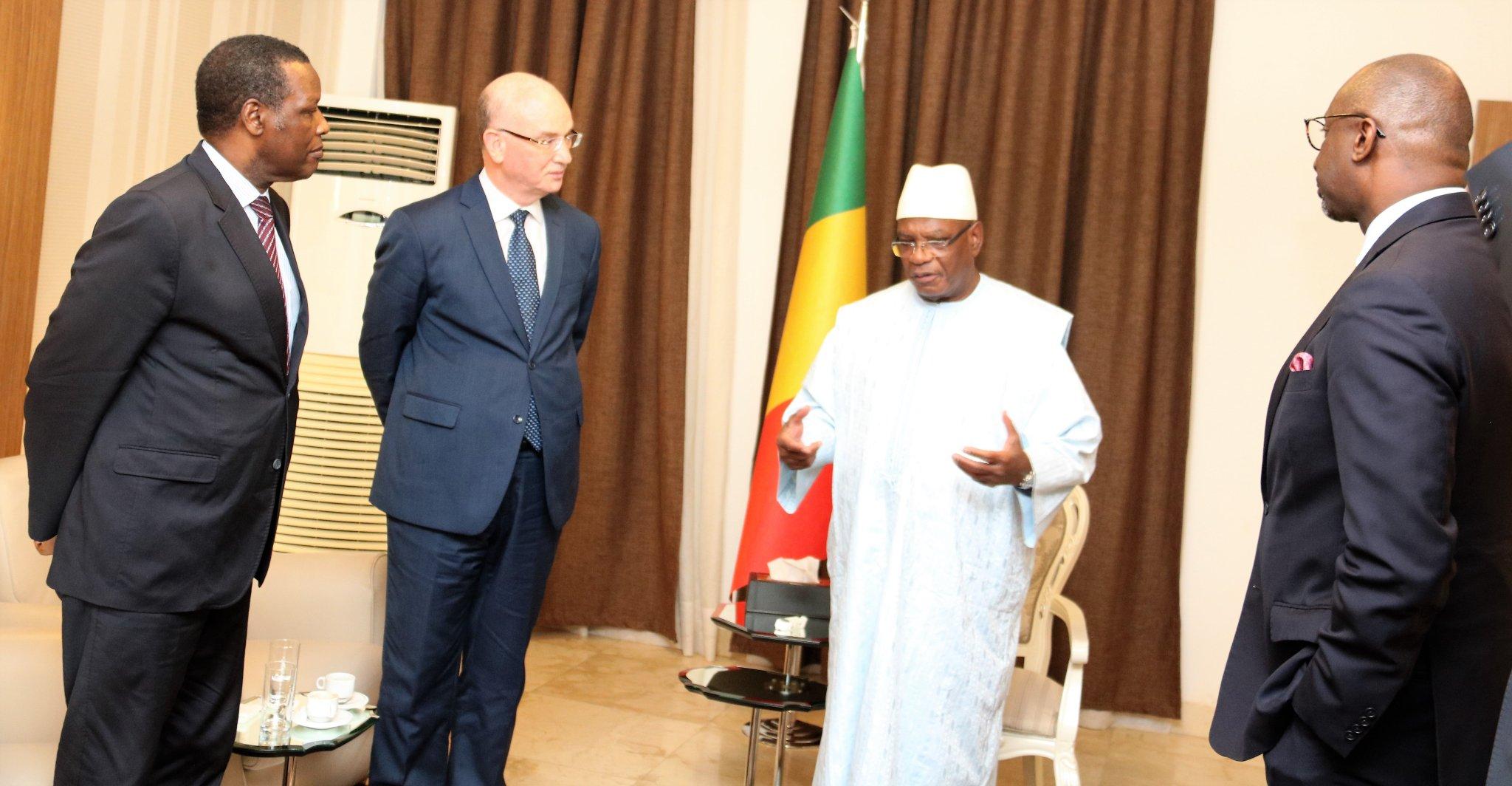 Le Commissaire à la Paix et à la Sécurité de l'Union africaine inaugure l'hôpital de niveau II de l'Union africaine déployé à Gao, Mali