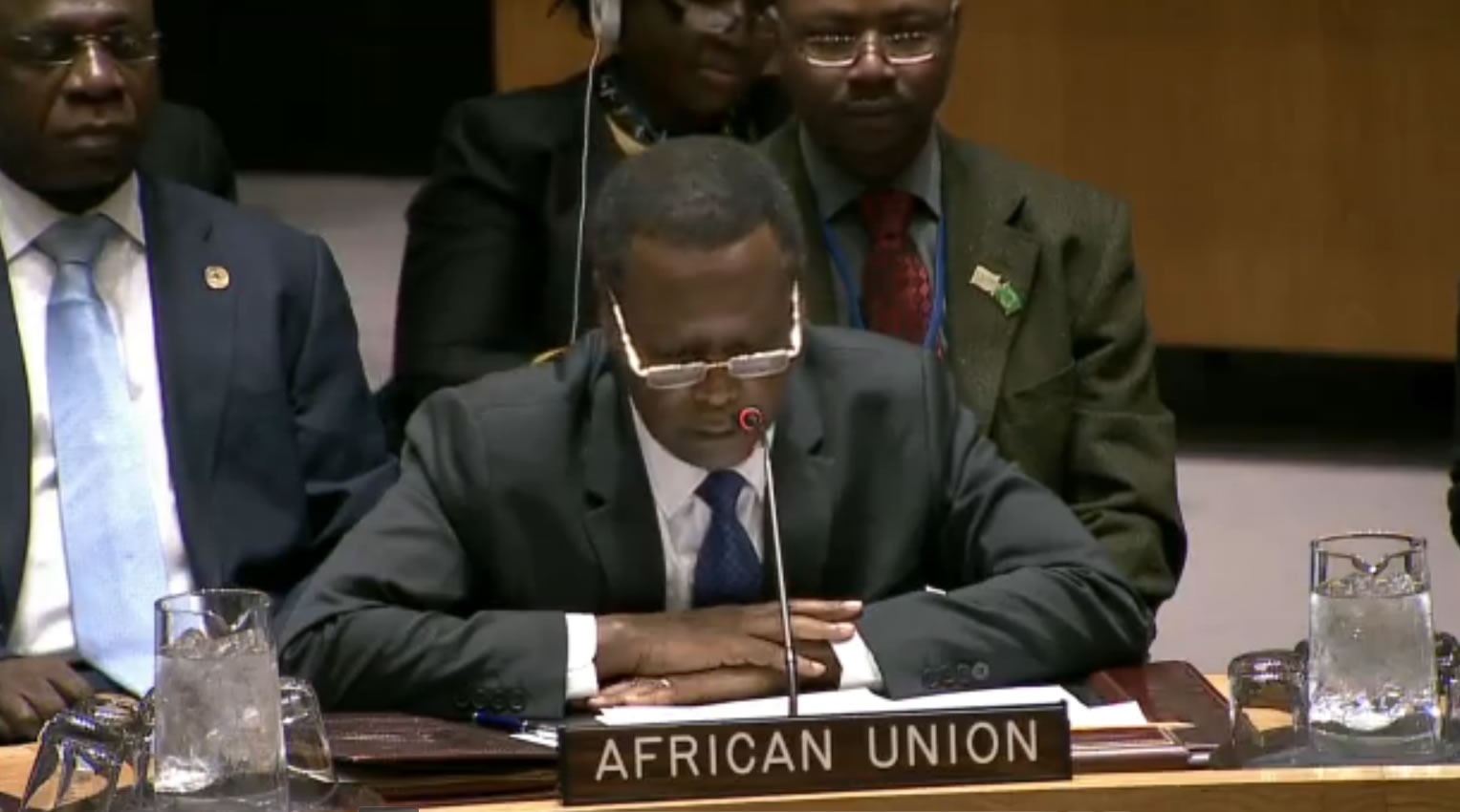 "Statement by H.E. Mr. Pierre Buyoya, High Representative of the African Union for Mali and the Sahel at the United Nations Security Council's thematic debate on ""cooperation between the United Nations and Regional and Subregional organizations in peace operations: the UN-AU partnership and its evolution"", New York, 16 December 2014"