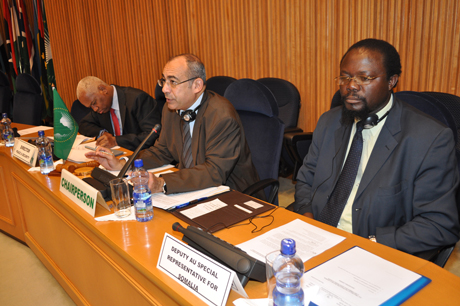 The 334th meeting of the Peace and Security Council of the AU on the evolution of the situation in Somalia and post-transition arrangements