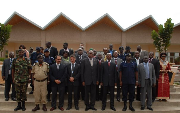 """Project Steering Committee for the AU-EU Project, """"Fight Against Illicit Accumulation and Trafficking of Firearms in Africa"""" Holds its 3rd Meeting in Kigali"""